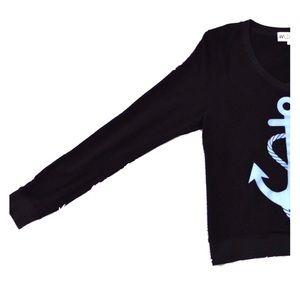 Wildfox Anchor Sweatshirt